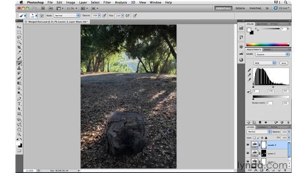 Adjusting and retouching: Photoshop CS5: Landscape Photography