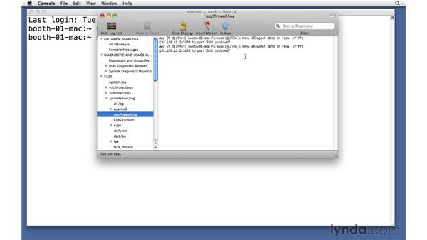 Troubleshooting client-side firewall issues: Mac OS X Server 10.6 Snow Leopard: DNS and Network Services