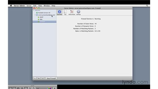 Troubleshooting DHCP: Mac OS X Server 10.6 Snow Leopard: DNS and Network Services