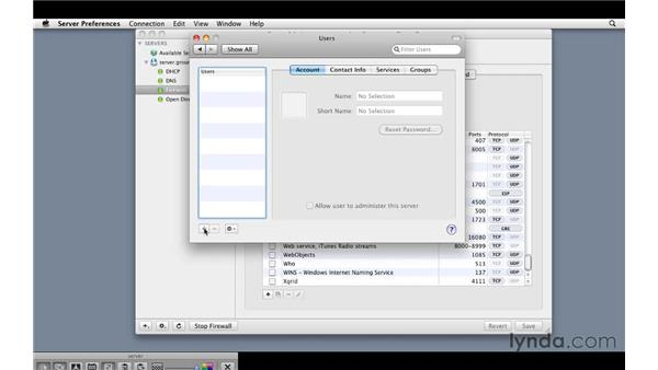Deploying a VPN: Mac OS X Server 10.6 Snow Leopard: DNS and Network Services