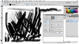 Image for Simulating canvas texture