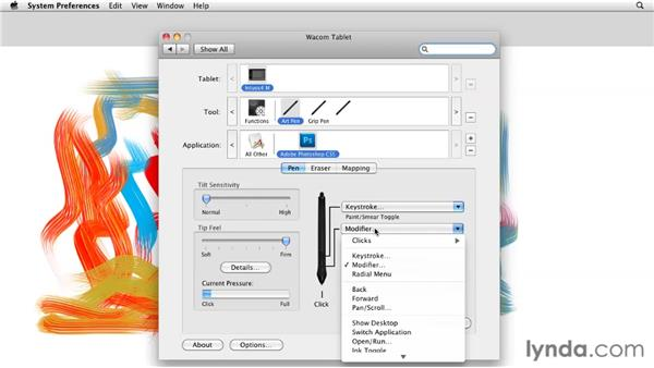 Loading the brush with multiple colors from an image: Photoshop CS5: Painting with the Mixer Brush
