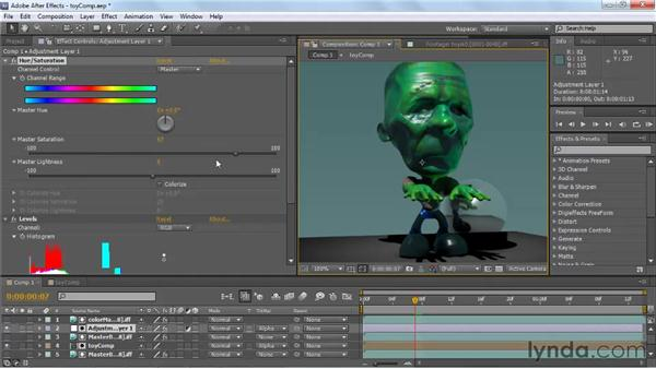 Compositing in After Effects: Lighting and Rendering with mental ray in Maya