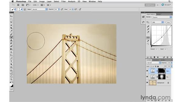 Adding illumination to create a glow from within: Photoshop CS5: Creative Effects