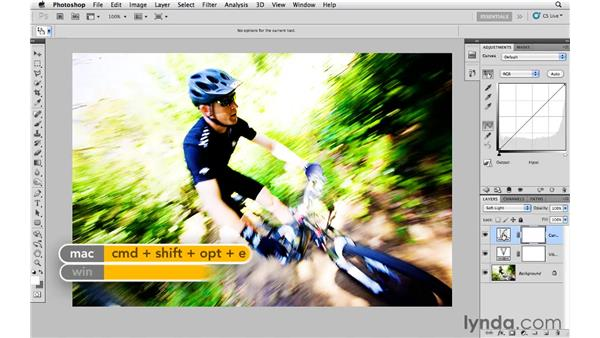 Adding color without increasing contrast: Photoshop CS5: Creative Effects