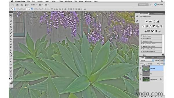 Getting an HDR-like effect with the High Pass filter: Photoshop CS5: Creative Effects