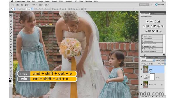 Using soft focus without sacrificing color and contrast: Photoshop CS5: Creative Effects