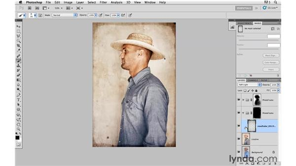 Using the PhotoFrame plug-in, pt. 2: Photoshop CS5: Creative Effects