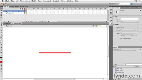 Publishing a web site: Creating a First Web Site with Flash Professional CS5