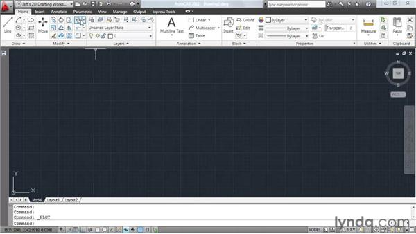 Working with metric units: AutoCAD 2011 Essential Training