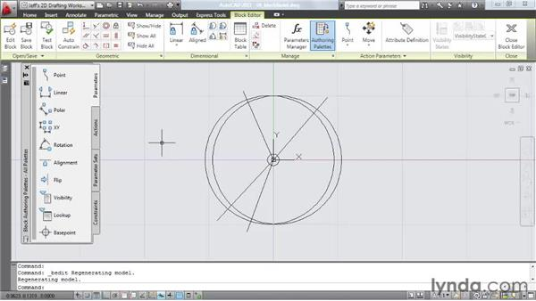 Redefining blocks: AutoCAD 2011 Essential Training