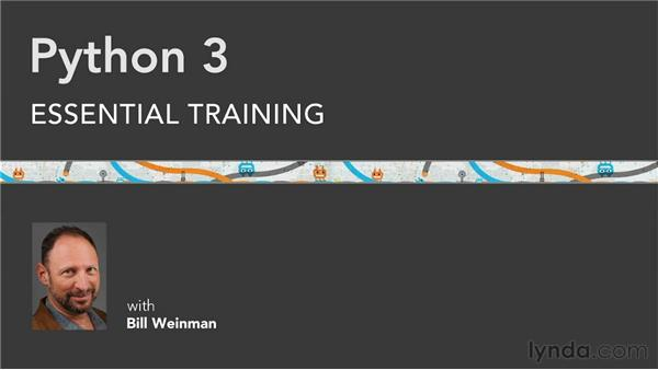 Goodbye: Python 3 Essential Training