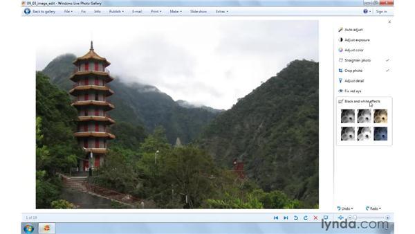 Basic image manipulation: Computer Literacy for Windows 7