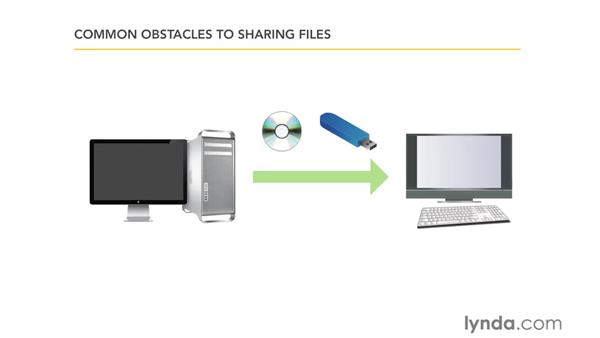 Common obstacles in sharing files: Computer Literacy for Windows 7