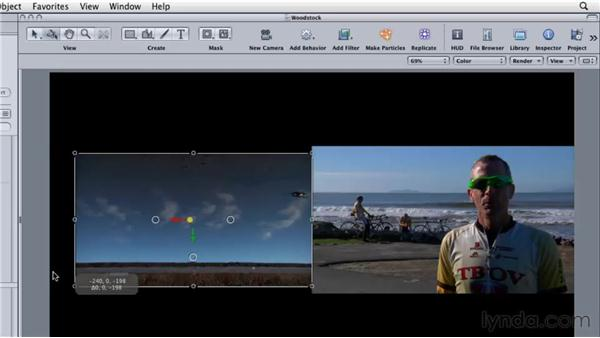 Enhancing Final Cut Pro motion effects in Motion: Final Cut Studio: Round-Tripping