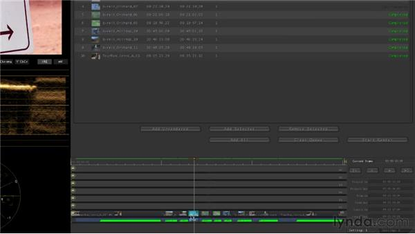 Changing a correction that has already been sent back to Final Cut Pro: Final Cut Studio: Round-Tripping