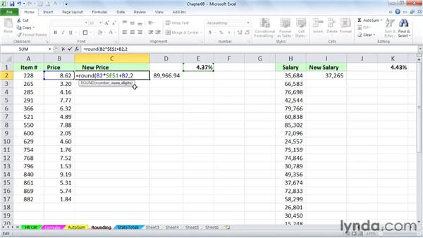 : Excel 2010 Power Shortcuts