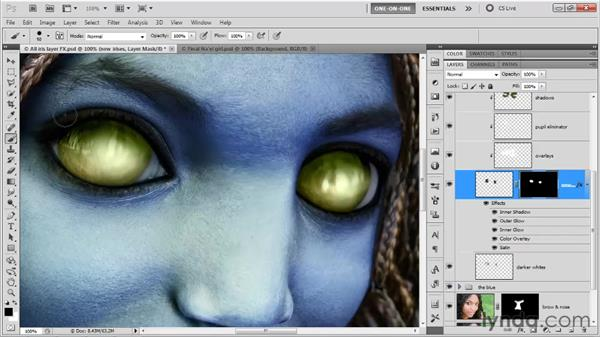 : Photoshop CS5 One-on-One: Advanced