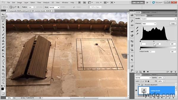 Understanding the gamma value: Photoshop CS5 One-on-One: Advanced