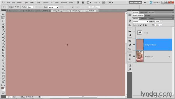 Gray card tips and tricks: Photoshop CS5 One-on-One: Advanced