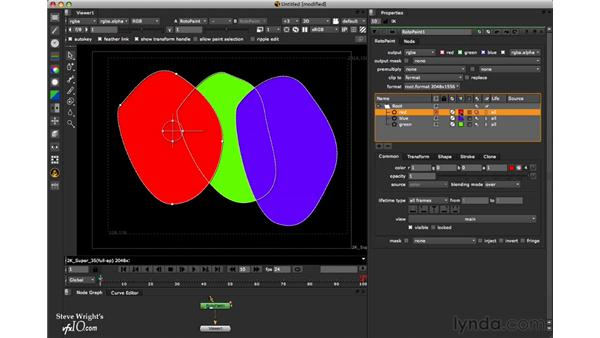 : Nuke 6 New Features