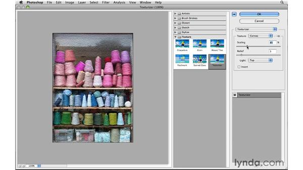 Changing part of an image: Photoshop CS5: Selections in Depth