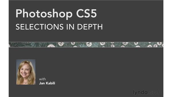 Goodbye: Photoshop CS5: Selections in Depth