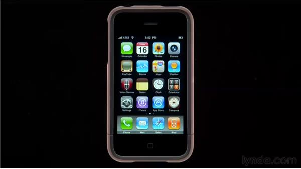 Turning call waiting on and off: iPhone and iPod touch iOS 4 Essential Training