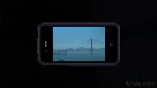 Viewing still images: iPhone and iPod touch iOS 4 Essential Training