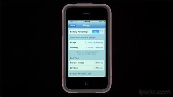 Usage: iPhone and iPod touch iOS 4 Essential Training
