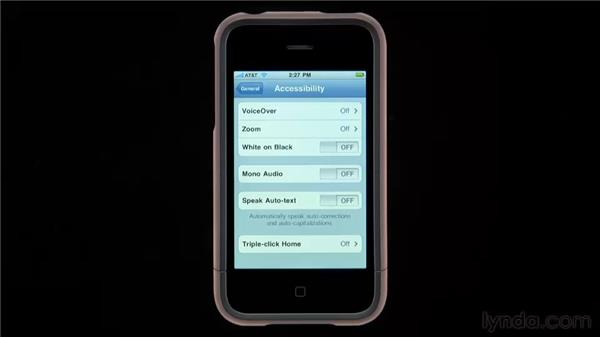Mono Audio: iPhone and iPod touch iOS 4 Essential Training