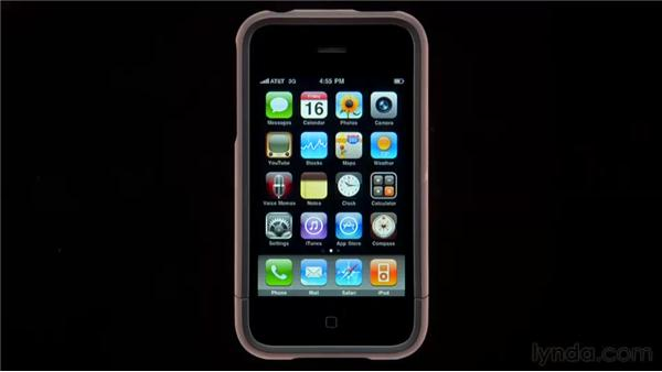 Begin by restarting: iPhone and iPod touch iOS 4 Essential Training