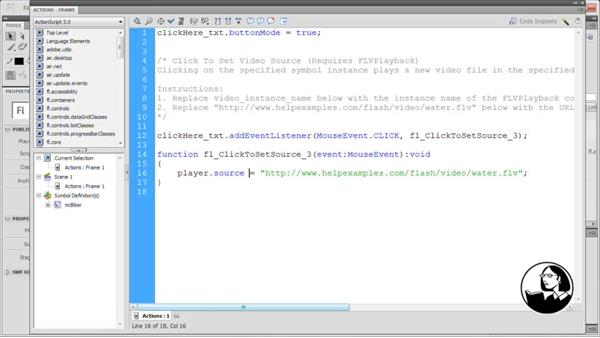 Welcome: Flash Professional CS5: Code Snippets and Templates in Depth