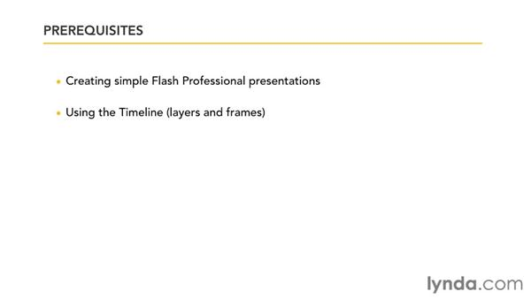 Understanding the prerequisites: Flash Professional CS5: Code Snippets and Templates in Depth