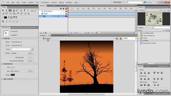 Replacing content in a new file template: Flash Professional CS5: Code Snippets and Templates in Depth