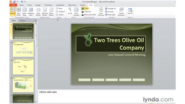 Creating your own custom layouts: Migrating from PowerPoint 2003 to PowerPoint 2010