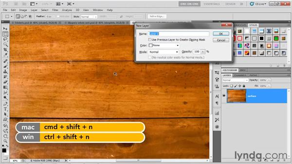 Combining filters and effects: Photoshop CS5 One-on-One: Advanced