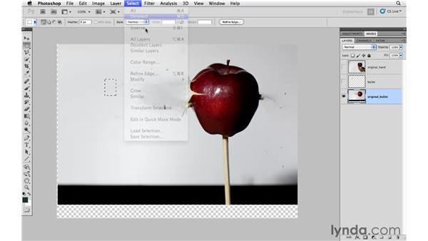 Composite project overview: Photoshop CS5: Creative Compositing
