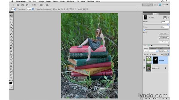 Project 1: Combining multiple photographs: Photoshop CS5: Creative Compositing