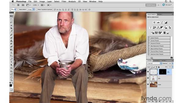 Project 2: Combining multiple photographs: Photoshop CS5: Creative Compositing
