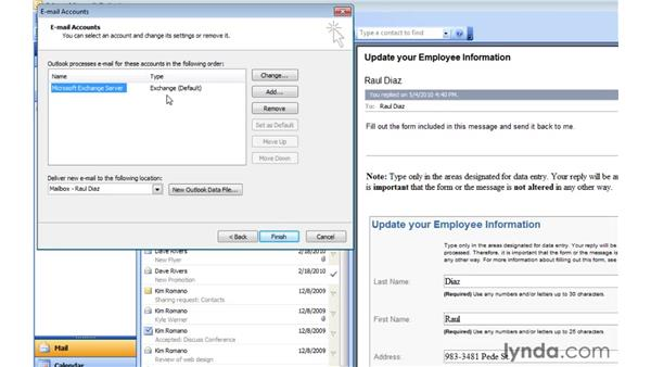 Locating your .pst file: Migrating from Outlook 2003 to Outlook 2010