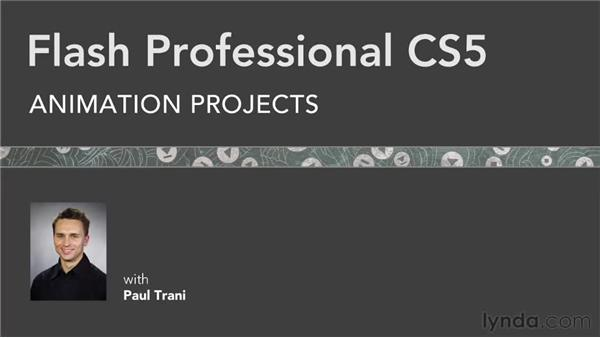 Goodbye: Flash Professional CS5: Animation Projects