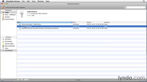 Using the iOS Dev Center to prepare iPhone applications: Flash Professional CS5 New Features