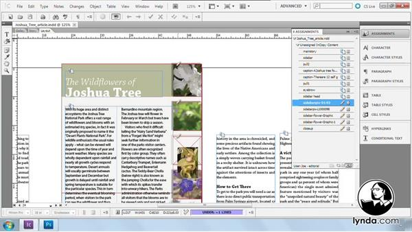 Welcome: Collaborative Workflows with InDesign and InCopy