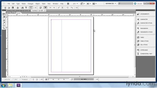Creating InCopy templates: Collaborative Workflows with InDesign and InCopy