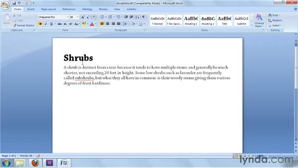 Exporting stories to Word, RTF, and Buzzword: Collaborative Workflows with InDesign and InCopy