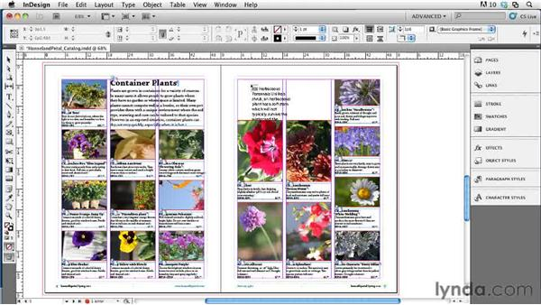 Placing new InCopy files: Collaborative Workflows with InDesign and InCopy