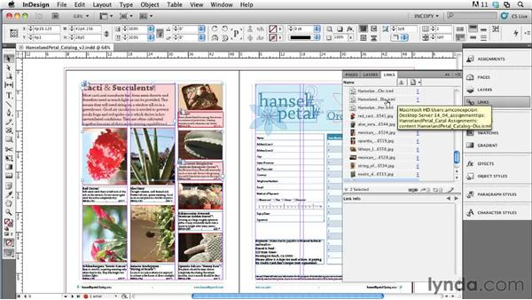 Solving common assignment issues: Collaborative Workflows with InDesign and InCopy