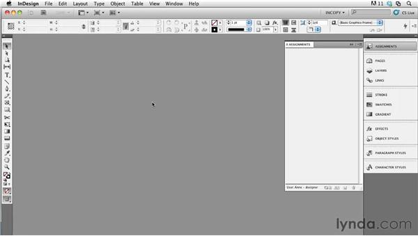Keeping packages up to date: Collaborative Workflows with InDesign and InCopy