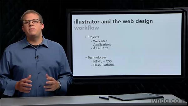 Illustrator and the web design workflow: Illustrator CS5 for Web and Interactive Design